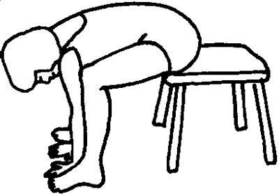 Растяжка спины. Упражнения для позвоночника