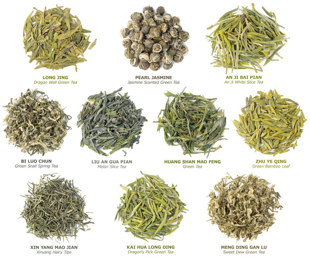 зеленый чай свойства для похудения