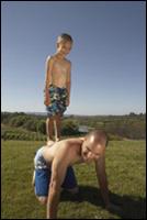 Осанка. Тренировка мышц для правильной осанки